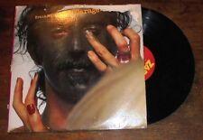 Frank Zappa double record album Joe's Garage