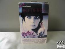 Bolero *VHS Large Case Bo Derek Good