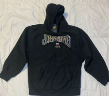 WWE Wrestling Entertainment Hoodie Black WWE AUTHENTIC Small Steve And Barry's