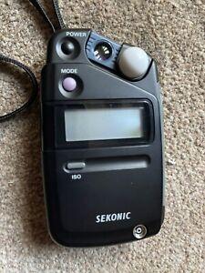 Sekonix Flashmate Flashmeter