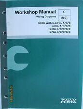volvo penta wiring | eBay