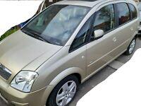 Vauxhall Meriva 16v T-port 2009