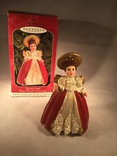 "Hallmark ""Glorious Angel� Christmas Ornament Madame Alexander HolidY Angels 1998"