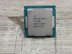 Intel Core i7-7700K 4.20GHz Quad-Core (UNLOCKED) Processor