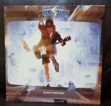 AC/DC  Blow Up Your Video Hard Rock Music Vinyl LP ATCO 7 81828-1