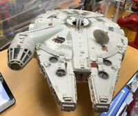 2004 Millennium Falcon Lights And Sound Works Hasbro Near Complete
