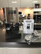 Vorführer GAGGIA New Classic Espressomaschine l Vorführer vom Fachhändler