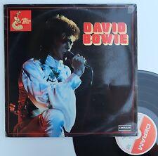 """LP 33T David Bowie  """"Images 1966-1967"""" - (TB/TB)"""
