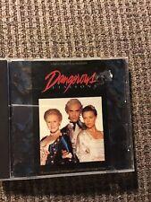 Dangerous Liaisons / Original Motion Picture Soundtrack CD / George Fenton RARE