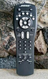 ORIGINAL FERNBEDIENUNG BOSE 3-2-1 Serie Series 1 I * Remote Control 321 GS 321