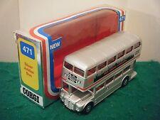 "Corgi no: 471 ""Routemaster Bus (Jubileo De Plata/Londres)"" - (1976/Boxed) Original"