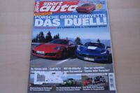 2) Sport Auto 05/2017 - Ferrari GTC4 Lusso T mit 6 - Mercedes AMG GT R mit 585P