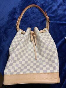 Louis Vuitton Drawstring Shoulder Bag