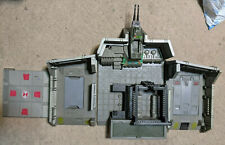 GI Joe 1983 Vintage Headquarters Command Center, Incomplete But With Extras