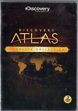 Discovery Atlas: Complete Collection (DVD, 2009, 3-Disc Set) BRAND NEW
