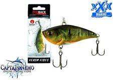 XXX Marine Redback Venom Vibe Fishing Lure 10g Yellow Perch 08 Lures Rvv10-08