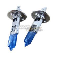 2x Ultra Blue Super White h1 peras lámparas e4 TÜV libre #205 de cruce