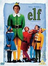 Elf (DVD, 2004) *NEW/SEALED* 5017239197840, FREE P&P