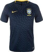 Nike Men's Brasil World Cup Dry Squad Football Jersey Soccer Shirts 893353-454