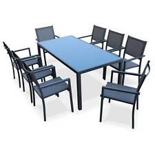 Tables salons de jardin en aluminium | Achetez sur eBay