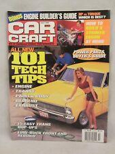 Car Craft Magazine  -  July 1996 , HP vs Torque , Which is best ?  (418)