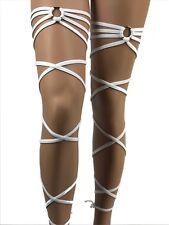aa71528b77682 Garter Leg Wraps Gartinis Thigh Wraps Leg Warmers Exotic Dancewear Rave  Clubwear