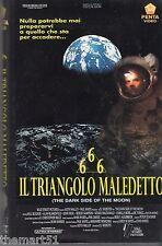 666  Il triangolo maledetto (1992) VHS Penta Video  Joe Turkel, Will Bledsoe