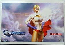 DC Universe Online - POWER GIRL Print