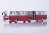 SOVA 900162 1:43 IKARUS-280.33 RED AND WHITE (USSR RUSSIAN CAR) | IKARUS-280.33