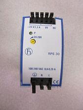 Hirschmann RPS 30 CE Rail Power Supply (ML30.519)
