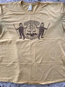 Graveyard Band Tour Shirt