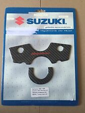 NEW Suzuki Hayabusa 03-07 Carbon Fiber  Triple Clamp Trim