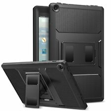MoKo Shockproof Full Body Rugged Cover Case for All-New Amazon Fire HD 10 2017