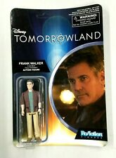 Disney Tomorrowland  Frank Walker  Super 7 Funko Reaction Action Figure MOC
