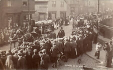 Rochdale photo. Funeral of Mr Pickles by South Studio, 101 South St., Rochdale.