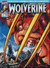 Panini Comics   SERVAL   WOLVERINE  V1    N° 91     Jan09