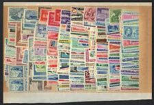 US 1930-40's COLL OF 160+ MOSTLY DIFF COMMEMORATIVES NEVER HINGED & LIGHT hinged