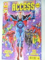 1x Comic - DC Marvel  Crossover Nr. 8 - Access Der Wächter Nr. 1 (von3)   Z. 1