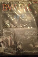 BRAVE WORDS & BLOODY KNUCKLES MAGAZINE #92 2005 NEW + CD - Children of Bodom