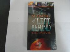 The Making of Left Behind the Movie (VHS,2000,NEW)