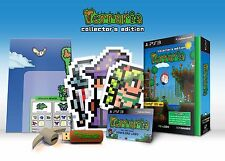 Terraria  Collector's Edition (Sony PlayStation 3, 2013) BRAND NEW
