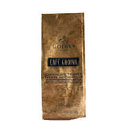 Cafe Godiva Chocolate Truffle Creme Ground Arabica Coffee Chocolatier 10 oz 284g