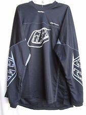 TROY LEE DESIGNS TLD motocross ADVENTURE mens jersey SMALL 1703-0208 black