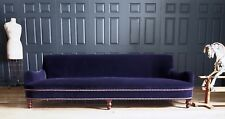 George Smith Grand Jules Sofa to be Reupholstered in Velvet or Wool rrp £10,864