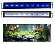 KZKR LED Aquarium Hood Lighting 72-78 inch Fish Tank Light Lamp for Freshwater