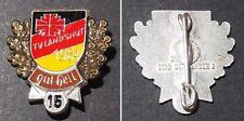 Broschen-Anstecknadel Ehrennadel 15 TV Landshut 1964 gut heil