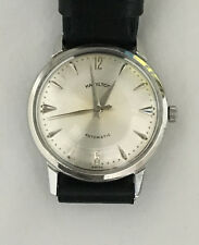 Vintage Hamilton Thin-o-Matic T-501 Automatic Watch, Micro Rotor Stainless Steel