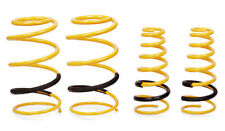 King Springs Suspension Lowered Front and Rear Kit KHFL151SL-KHRL152SL fits H...