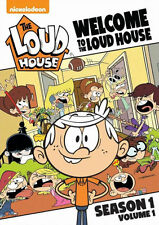 WELCOME TO THE LOUD HOUSE: SEASON 1, Volume. 1 - DVD - Region 1