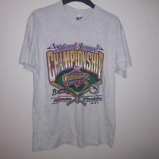 Vtg Braves & Marlins 1997 Tshirt